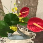 12月1日の誕生花と花言葉♪アンスリウム