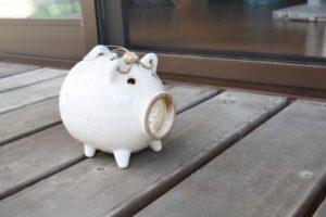 豚の蚊取り器