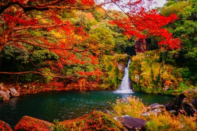 観音滝 鹿児島